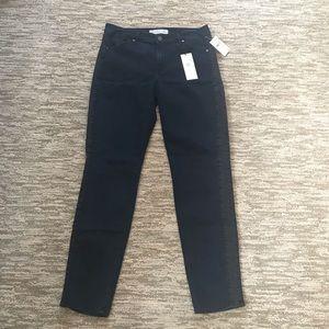 CJ by Cookie Johnson Peace Tuxedo Stripe Jeans